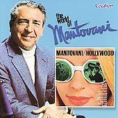 Album artwork for THE WORLD OF MANTOVANI