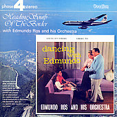 Album artwork for EDMUNDO ROS - DANCING WITH EDMUNDO