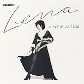 Album artwork for LENA HORNE - A NEW ALBUM