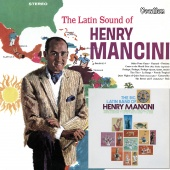 Album artwork for The Latin Sound of/The Big Latin Band of. Henry Ma