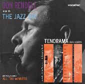 Album artwork for Ron Rendell: The Jazz Six - Tenorama Highlights