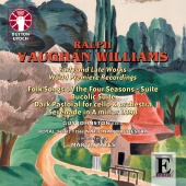 Album artwork for Vaughan Williams: Early and Late Works