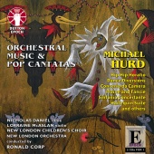 Album artwork for Hurd: Orchestral Music. New London Orchestra/Corp