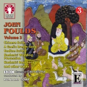 Album artwork for FOULDS: Vol 3 - Chinese Suite