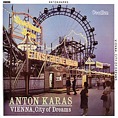 Album artwork for VIENNA, CITY OF DREAMS