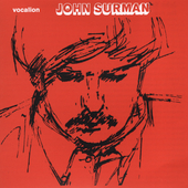 Album artwork for JOHN SURMAN