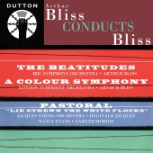 Album artwork for Arthur Bliss Conducts Bliss. Bliss