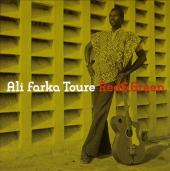 Album artwork for ALI FARKA TOURE: RED & GREEN