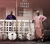 Album artwork for Ali Farka Touré & Toumani Diabaté