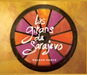 Album artwork for Les Gitans de Sarajevo : Balkan Dance