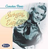 Album artwork for Canadian Divas: Swingin' Easy
