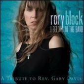 Album artwork for Rory Block: I Belong to the Band