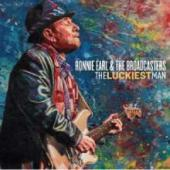 Album artwork for Ronnie Earl & the Broadcasters - The Luckiest Man