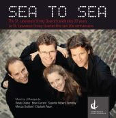 Album artwork for St. Lawrence String Quartet: Sea to Sea