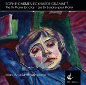 Album artwork for Eckhardt-Gramatte: 6 Piano Sonatas / Hamelin