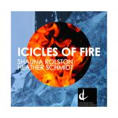 Album artwork for H. Schmidt: Icicles of Fire / Rolston