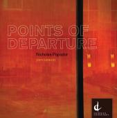 Album artwork for Nicholas Papador: Points of Departure