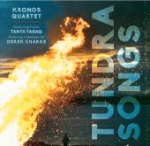 Album artwork for Charke: Tundra Songs / Kronos Quartet