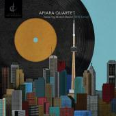 Album artwork for Afiara Quartet feat. Skratch Bastid: Spin Cycle