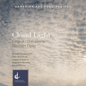 Album artwork for Cloud Light - Songs of Norbert Palej