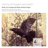 Album artwork for Hymns of Heaven & Earth: Music of Togni