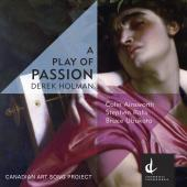 Album artwork for Holman: A Play of Passion