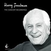 Album artwork for Harry Freedman: The Concert Recordings