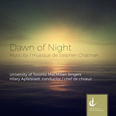 Album artwork for Stephen Chatman: Dawn of Night