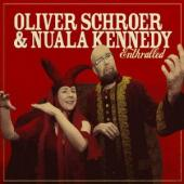 Album artwork for Oliver Schroer, Nuala Kennedy: Enthralled