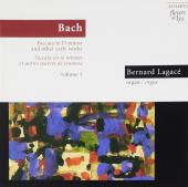 Album artwork for BACH: TOCCATA IN D MINOR & EARLY WORKS