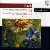 Album artwork for BACH: TOCCATA, ADAGIO AND FUGUE IN C MAJOR AND OTH
