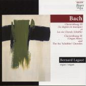 Album artwork for Bach Organ Works