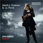 Album artwork for Angele Dubeau: John Adams Portrait