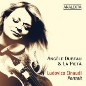 Album artwork for Ludovico Einaudi Portrait / Angele Dubeau