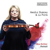 Album artwork for PORTRAIT: MAX RICHTER / Angele Dubeau