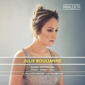 Album artwork for Alma Oppressa - Julie Boulianne
