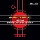 Album artwork for Montreal Guitare Trio - Danzas
