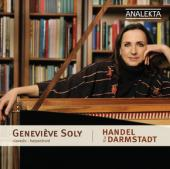 Album artwork for Handel in Darmstadt / Soly