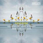 Album artwork for CHACONNE - VOICES OF ETERNITY (ENS. CAPRICE)