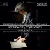 Album artwork for Beethoven: 9 Symphonies / OSM, Nagano