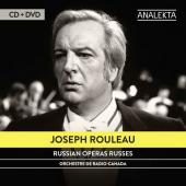 Album artwork for Joseph Rouleau- Russian Opera Russes