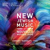 Album artwork for New Jewish Music, Volume 1