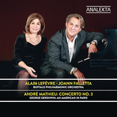 Album artwork for CONCERTO NO. 3  AMERICAN IN PA