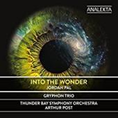 Album artwork for Jordan Pal - Into the Wonder (Gryphon Trio)