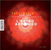 Album artwork for Vivaldi : L'estro Armonico / Tafelmusik, Lamon