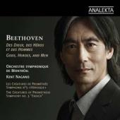 Album artwork for Beethoven: Symphony No. 3, Creatures of Prometheus