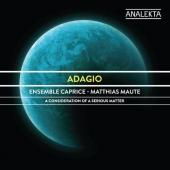 Album artwork for Ensemble Caprice: Adagio