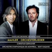 Album artwork for Mahler: Orchesterlieder