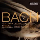 Album artwork for Bach: Cantatas BWV 54 & 170 - Tafelmusik