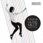Album artwork for Orbis / Valerie Milot (Harp)